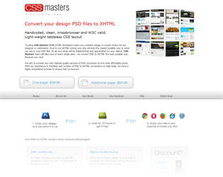 CSS Masters